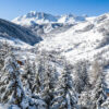 La station de ski de Vars