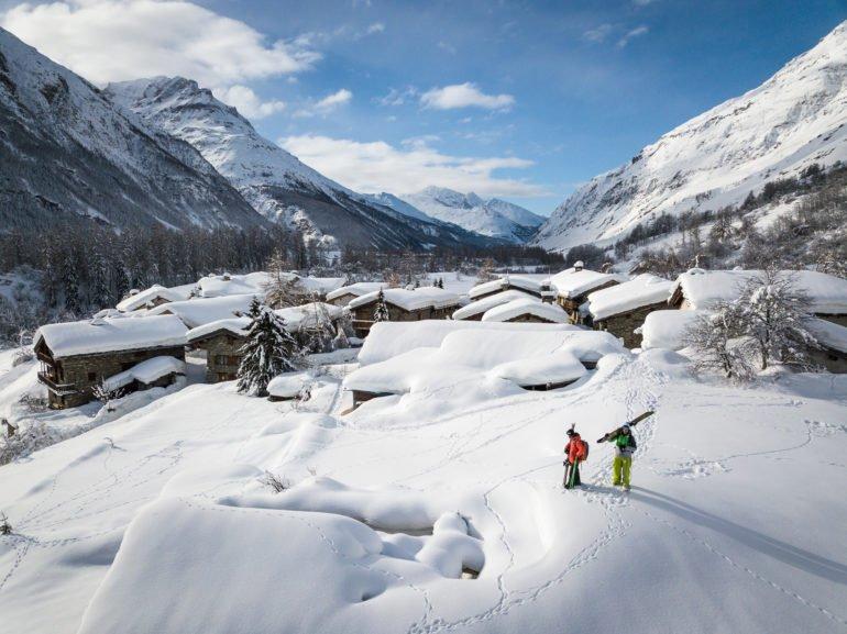 les Assises du Tourisme de la destination Haute Maurienne Vanoise.