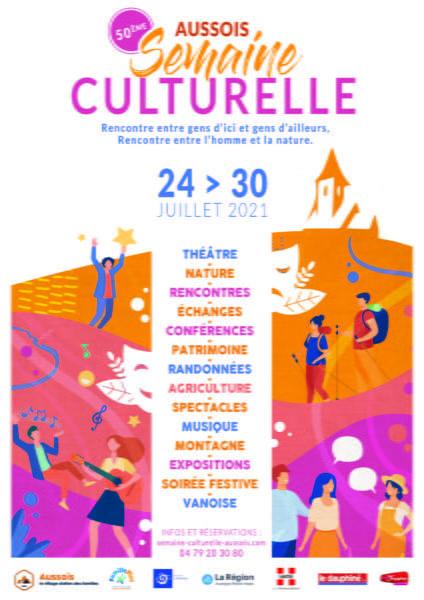 le 50e anniversaire de la semaine culturelle !