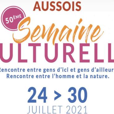50e anniversaire de la semaine culturelle D'Aussois