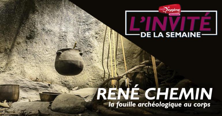 René Chemin la fouille archéologique au corps