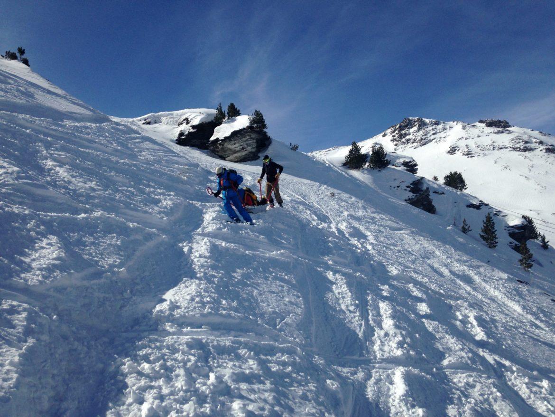 Val Cenis prolongations pour les professionnels du ski