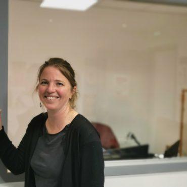 Julie Ruault, Chargée de mission transition énergétique et mobilité CCMV