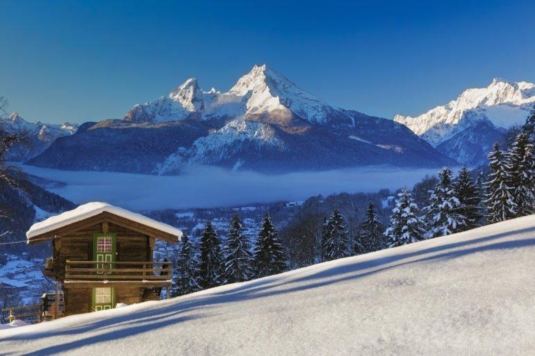 Salon Alpes Home