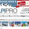 Nos invités de la semaine vous donnent rendez-vous à Alpipro les 9 et 10 juin