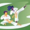 Des cours de judo et de gym pour les enfants à Valberg