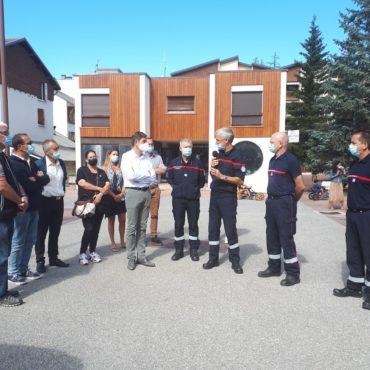 Dans le cadre de la campagne nationale de lutte contre la COVID-19, une journée de vaccination sans rendez-vous a été organisée le lundi 2 août par le SDIS (Service Départemental d'Incendie et de Secours), en partenariat avec le Département des Alpes-Maritimes, à Valberg, place Charles Ginésy.