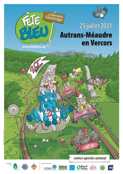 Fête du Bleu : édition 2021