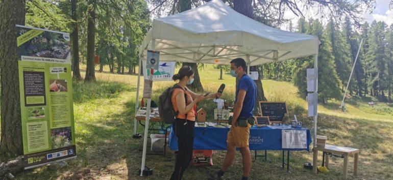 Interview d'Aymeric Saulnier, garde animateur sur la Réserve Naturelle Régionale des gorges du Daluis