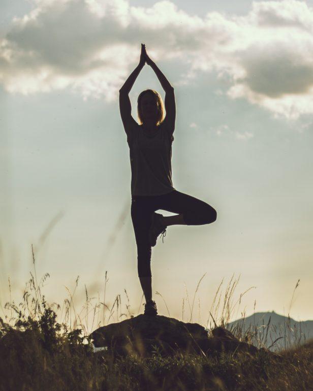 Sentier Yoga Valberg